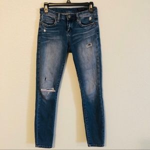 the reade classic skinny blank nyc jeans